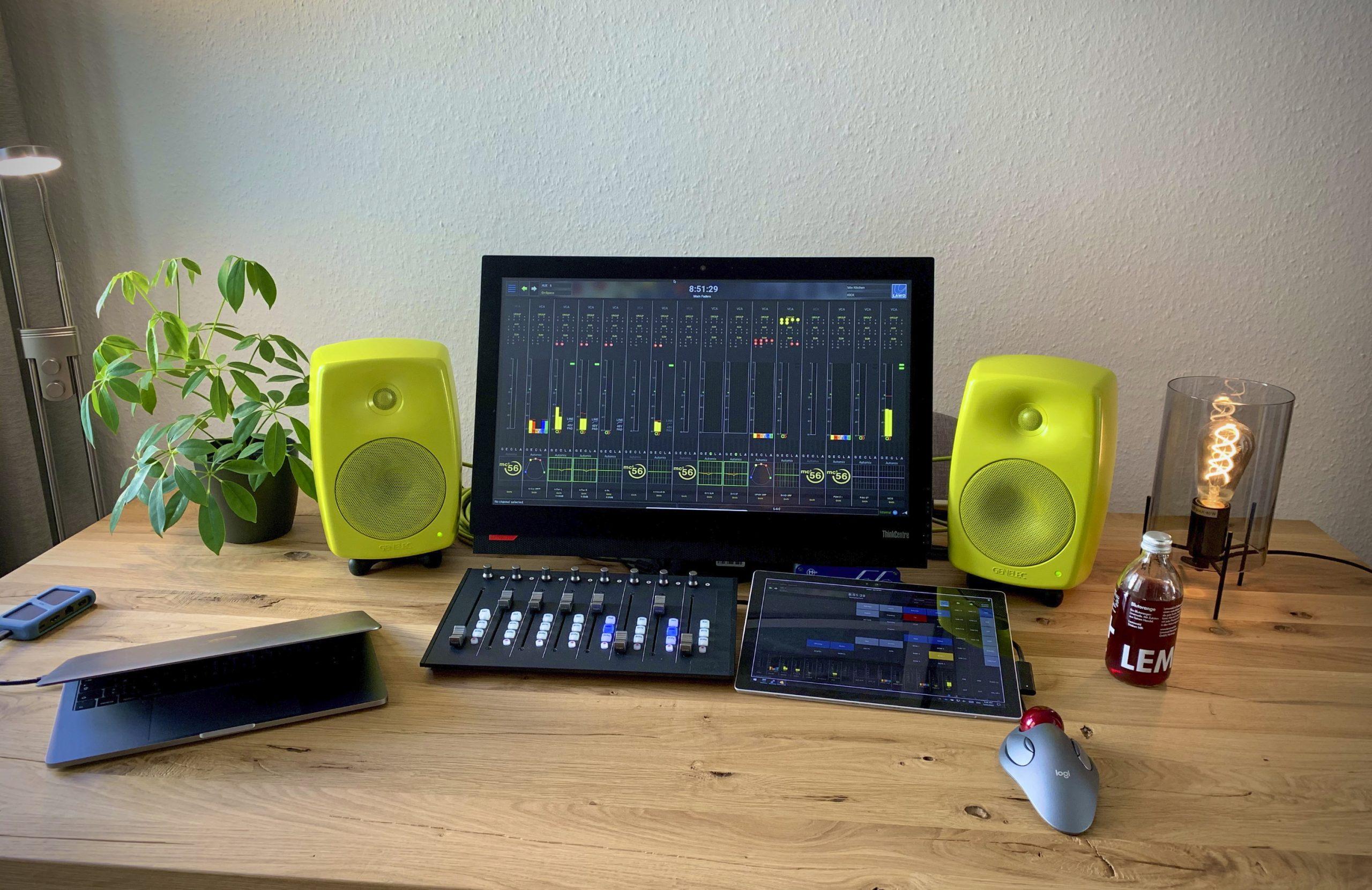 Lawo Introduces Mix Kitchen