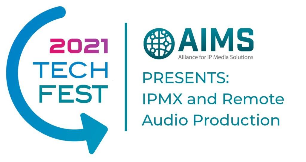 AIMS TechFest 2021 logo