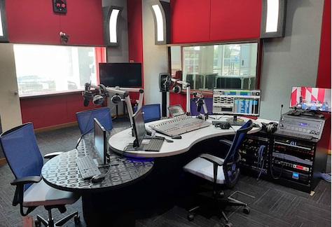 RTM Installs Six Calrec Type R Radio Consoles