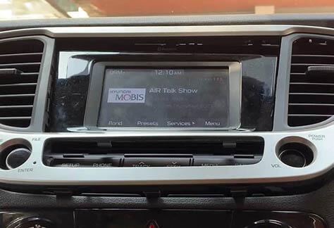DRM in the car, New Delhi