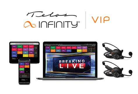 Telos Infinity VIP