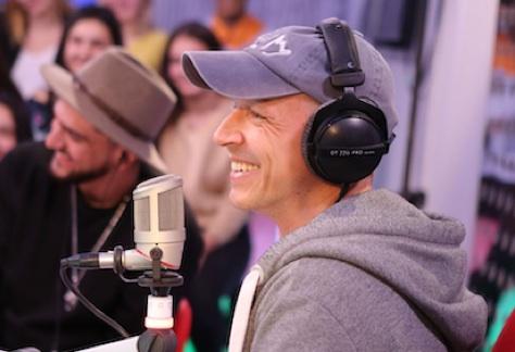Interview: Anton Komolov, Radio Presenter, Europa Plus