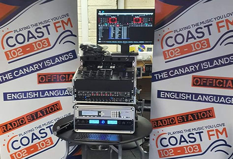 Coast FM OB unit
