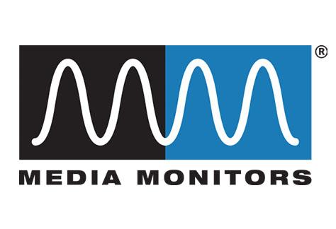 Media Monitors logo