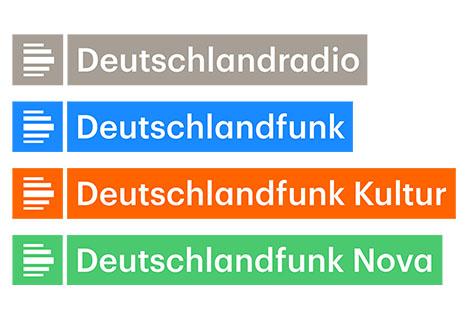 Deutschlandradio logos