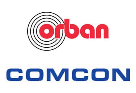 Orban and Comcon logos
