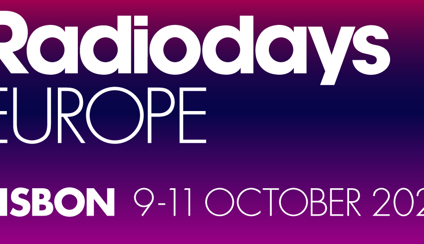 Radiodays Europe is Oct. 9–11, In-Person and Online