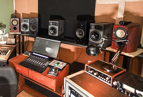 Eastcote Studios with PMC
