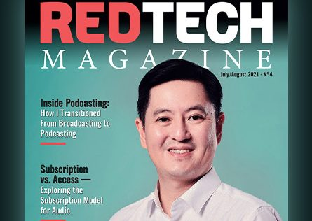 RedTech Magazine July/August 2021 Is Here