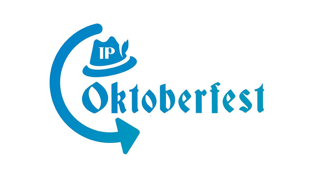 AIMS IP Oktoberfest logo