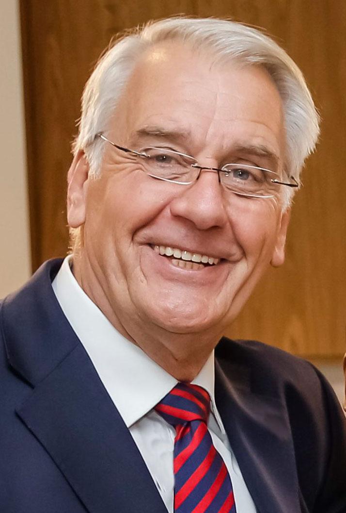 Care Radio Hedley Finn, OBE