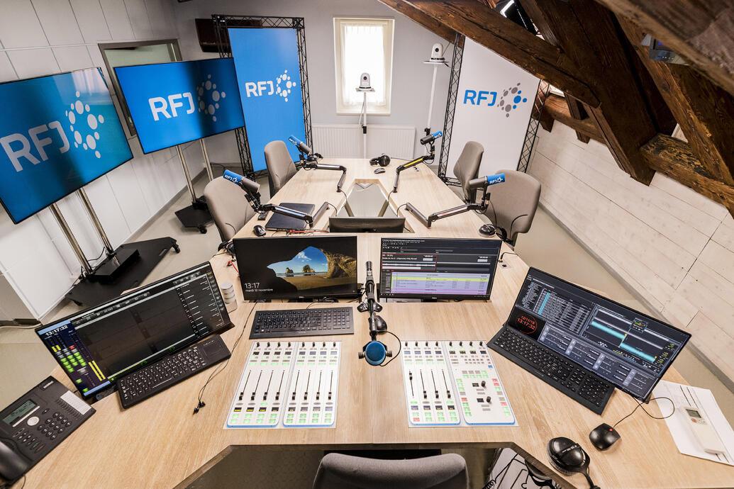 Dalet RFJ Main Studio