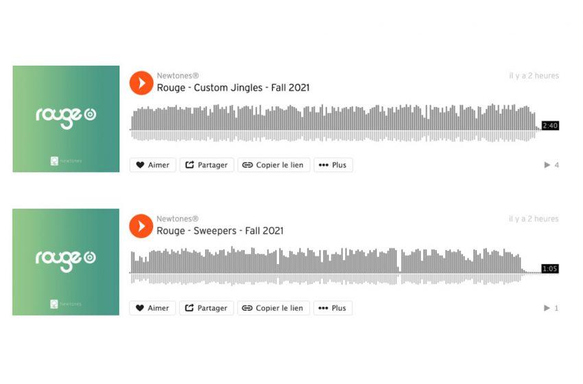 Switzerland: Newtones Develops a New Sound for Rouge