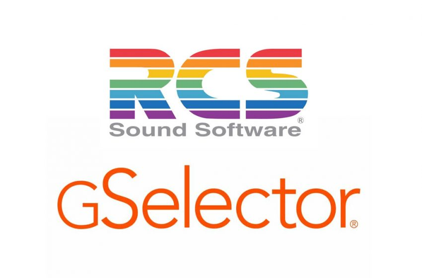 RCS GSelector v4.9 Offers Variable Clocks