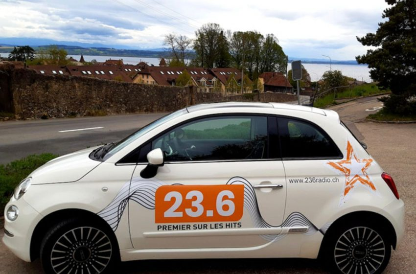 In Switzerland,  Station 23.6 Grows on DAB+