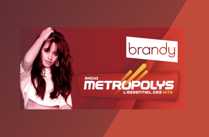 Brandy Provides Jingle Update for Metropolys