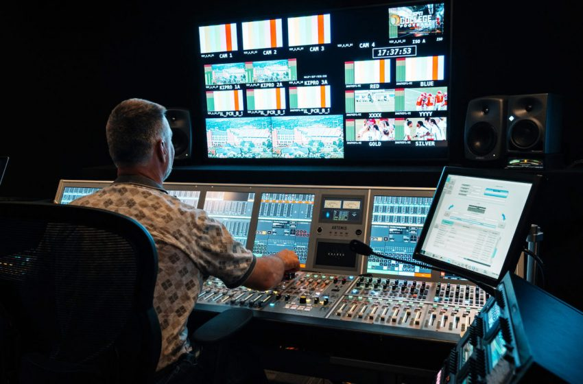 Liberty University Adds Calrec Consoles For Broadcast and Training