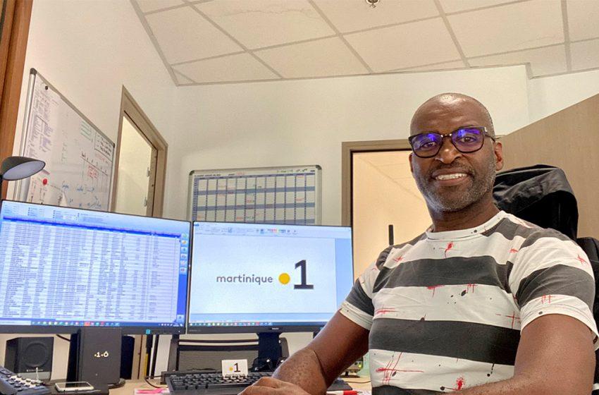 Martinique la 1ère Keeps Tabs on Equipment