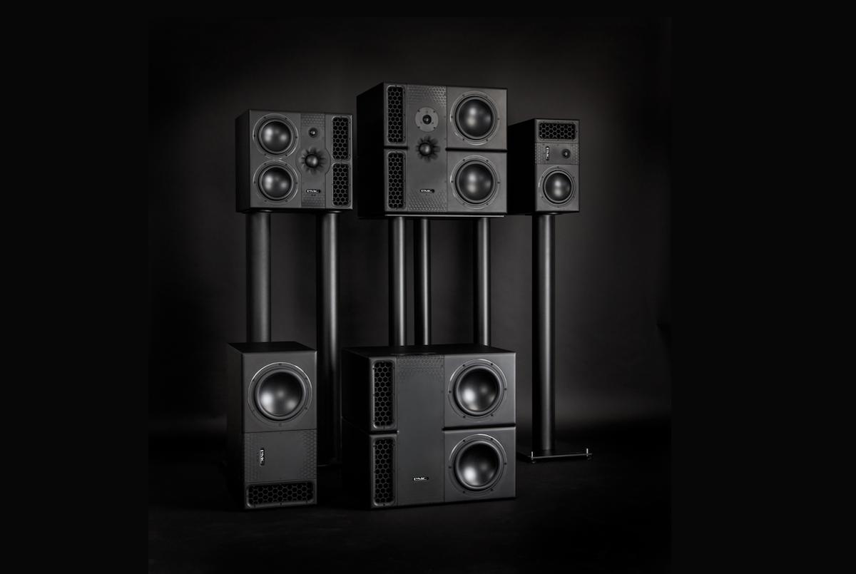 PMC's new monitors/loudspeakers