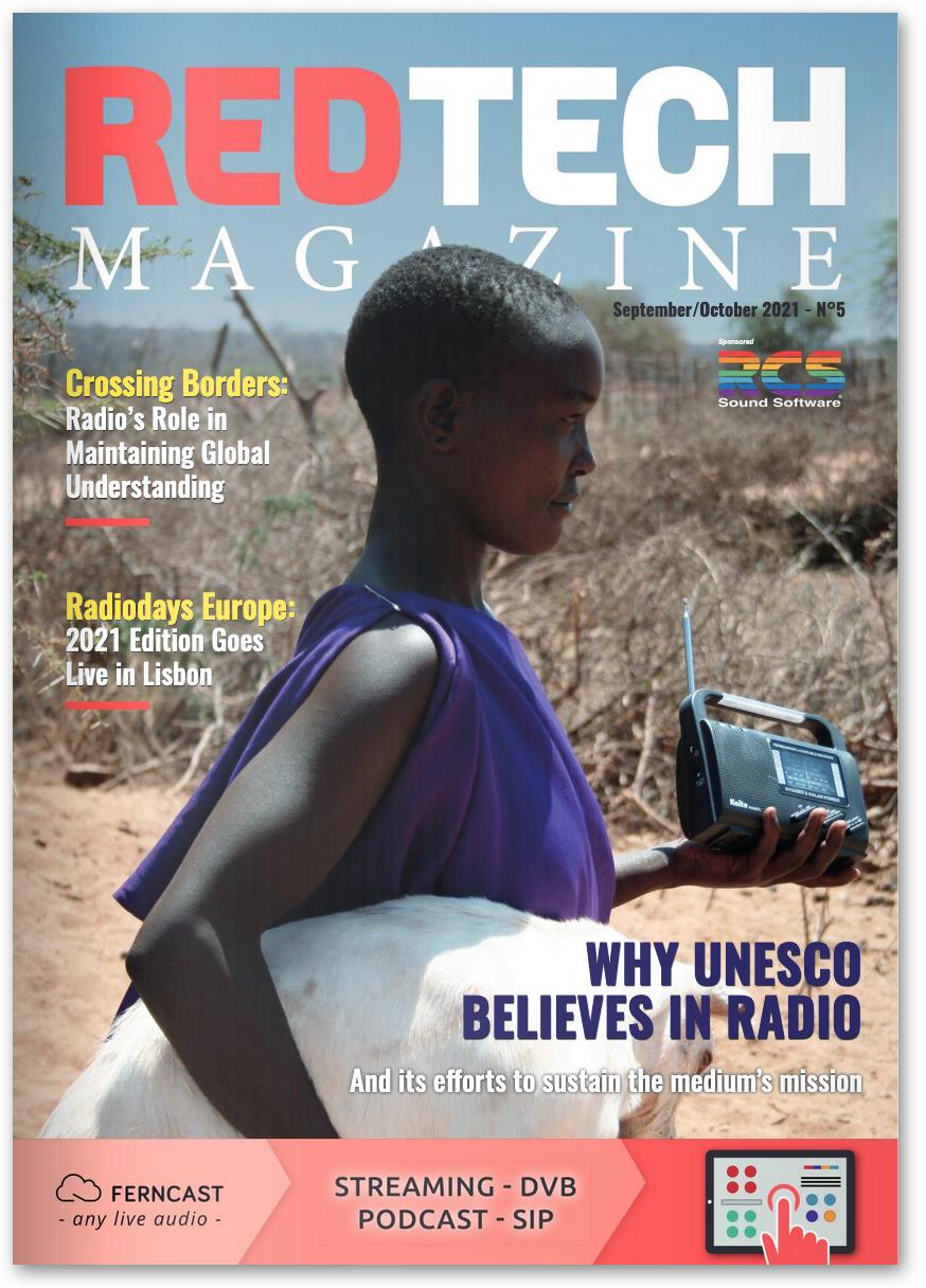 RedTech Magazine number 5