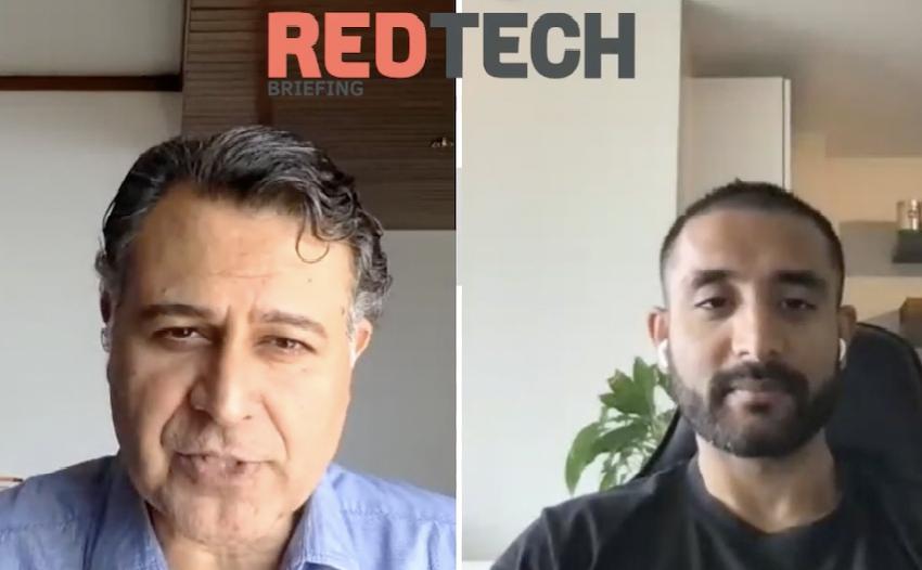 RedTech Briefing: Abhishek Sen, NumberEight