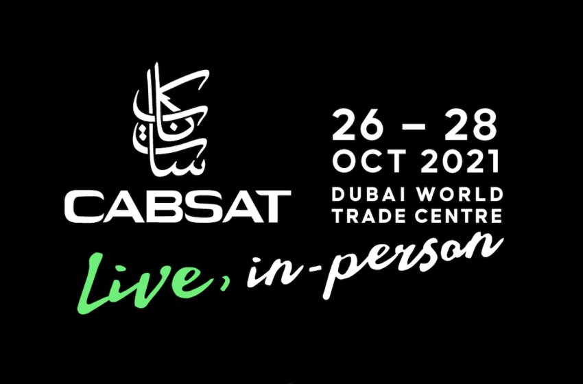 CABSAT Gets Set to Hold Face-to-Face Event