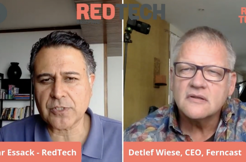 RedTech Briefing, Detlef Wiese, Ferncast