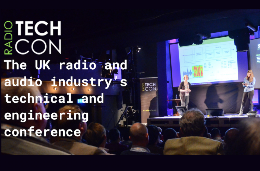 Radio TechCon Announces First Sessions for 2021 Virtual Event