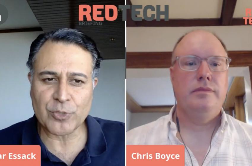 RedTech Briefing: Chris Boyce, Pacific Content