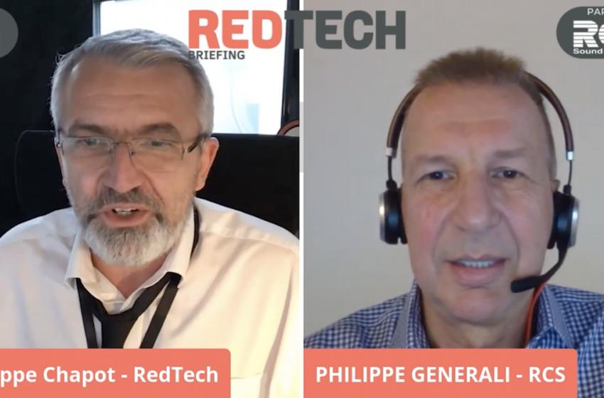 RedTech Briefing: Philippe Generali, RCS Worldwide