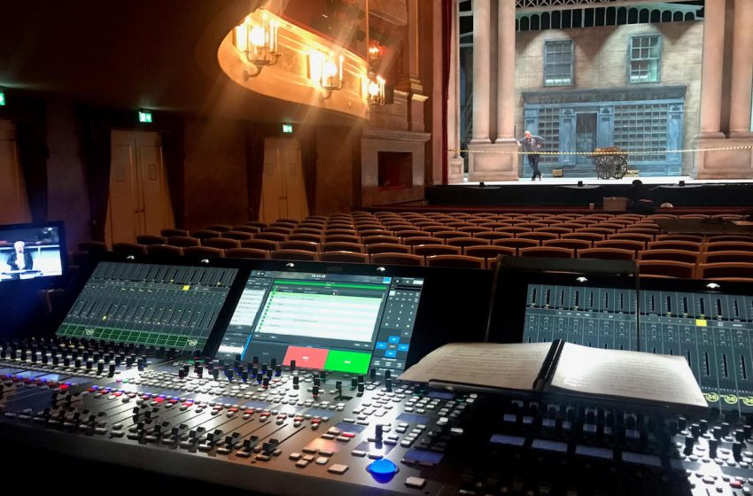 Munich's State Theater Chooses Lawo IP Audio Technology