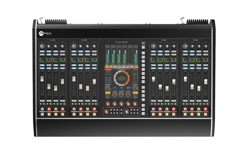 Telos Alliance Introduces New Flagship Mixing Console