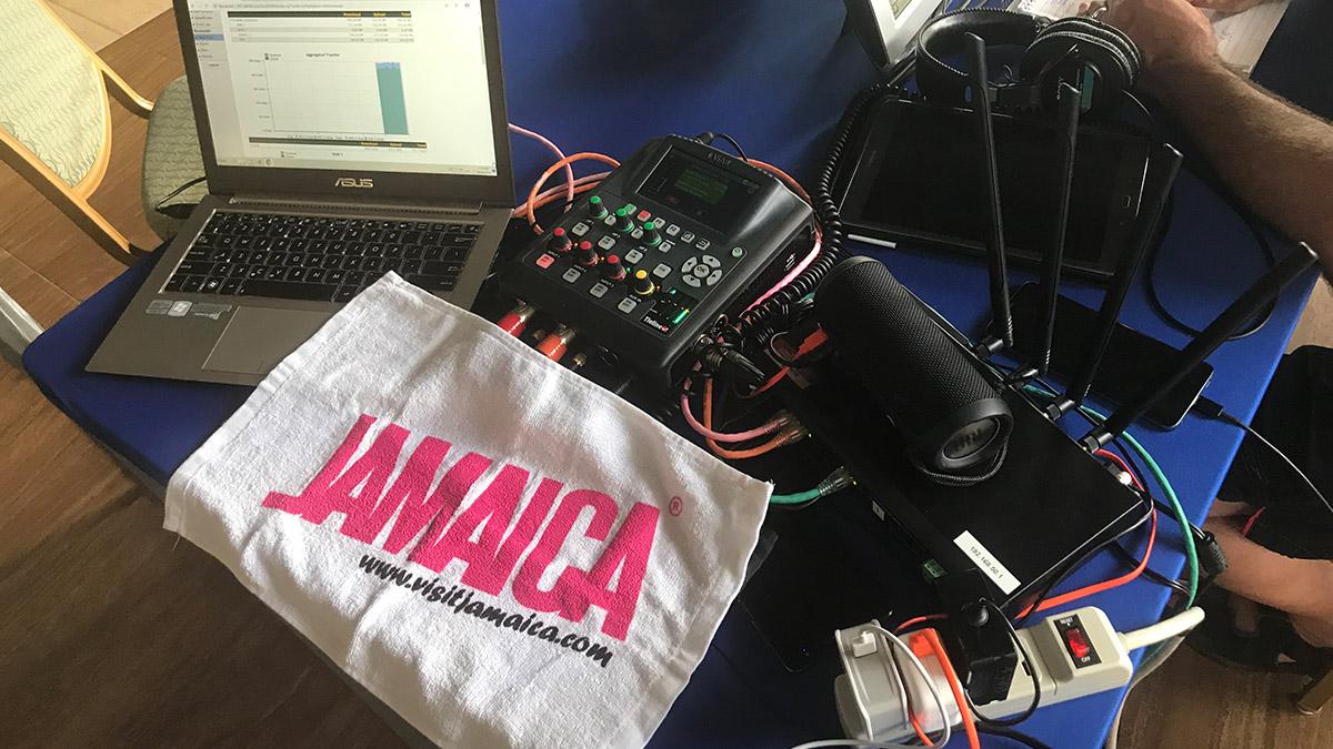 Remote using Tieline ViA