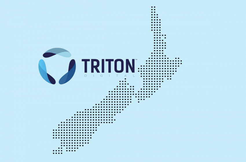 Triton Launches Podcast Reports for New Zealand